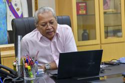Annuar Musa to discuss arts industry issues on Twitter Spaces Friday (Sept 24)