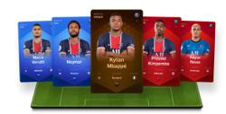NFT craze fuels US$4.3bil French football card startup