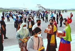 Malaysian airlines and airports anticipate travel recovery with tourism bubble