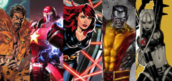 10 Marvel heroes and villains from Russia, including Black Widow