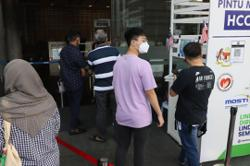 Walk-ins not allowed yet, teens turned away at Penang PPV