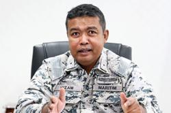 Johor MMEA seizes foreign tanker over illegal anchoring