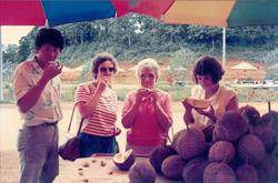 Malaysian tour guide learns life lessons from foreign tourists in the late 80s