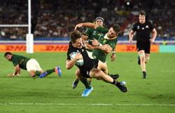 Rugby-All Blacks and Boks meet for 100th time in increasingly one-sided rivalry