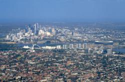 Australian Rules-Footy fever runs high as Perth gets a Grand Final