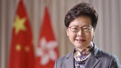 HK chief executive hails improved electoral system