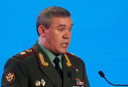 Russian and U.S. military chiefs meet to discuss risk mitigation - report