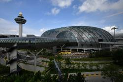 Three injured in accident at Changi airport
