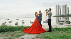Couples prefer to shoot first and marry later