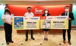 RM90k worth of aid for students