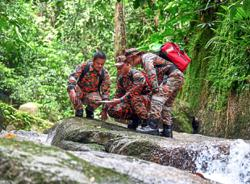 Orang Asli skills perfect for SAR ops