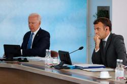 Biden, Macron to meet in Europe in October -White House