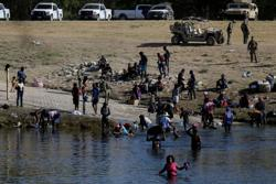 Mexico reports people-smuggling surge amid jump in migration