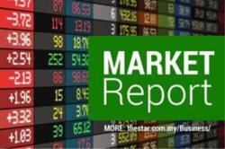 Bursa gets a lift from positive global sentiment