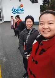 Malaysian mother feels young again on New Zealand trip with three 'kids'
