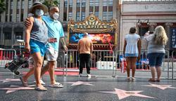 Hollywood Boulevard makes a strong tourism comeback