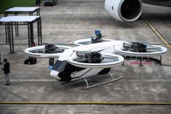 Brazil's Gol orders 250 vertical aerospace flying taxis