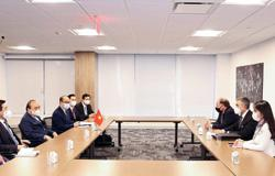 Vietnam president receives leaders of US enterprises in New York