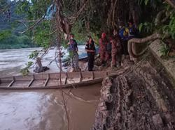 Search continues for missing duo in Padas river