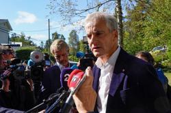 Norway's election winners meet in bid to form majority government