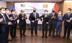 Vietnam president hosts CEO of US' Quantum Group