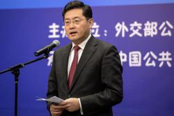 Xi Jinping's US envoy invokes Lincoln in declaring China a democracy