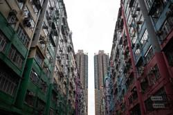 Flats the size of two king-size beds being built in Hong Kong