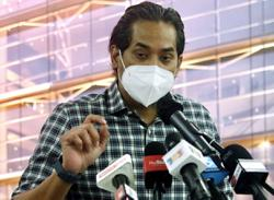 Govt developing token system to help those without smartphones to check in at premises, says KJ