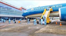 Vietnam's Van Don Airport welcomes over 300 passengers with 'vaccine passport' from France