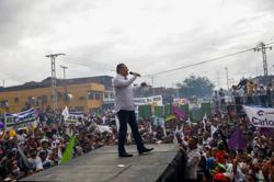 Venezuela spoiler candidates pose threat to opposition in regional vote