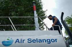 Air Selangor: Unscheduled water supply disruption involving six areas in Shah Alam