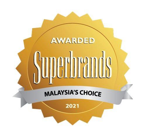 Haier honoured with Prestigious 2021 Malaysia Superbrands award.