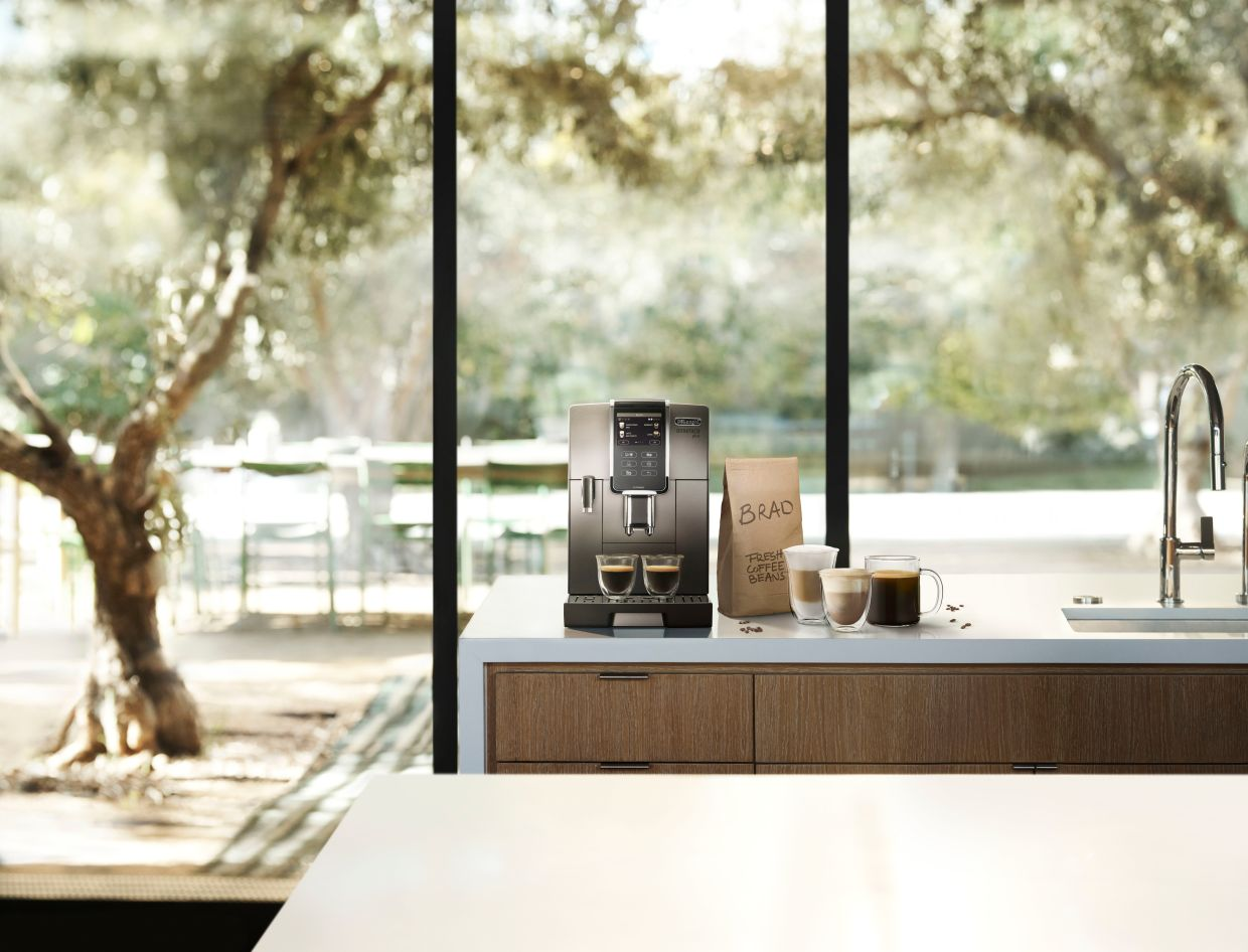 De'Longhi is synonymous with the perfect brew.