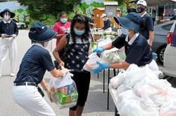 Over 39,000 food aid packs reach needy folk