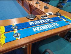 Penang Football Club items to wear with pride