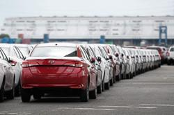 Chip shortage to cost automakers US$210bil