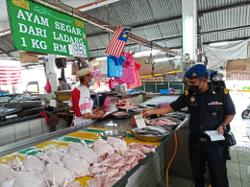 PRICE OF CHICKEN MEAT DROPPING