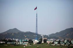 North Korea says suggestion to declare end of the Korean war is premature -KCNA
