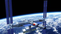 China expected to name woman for next space station crew