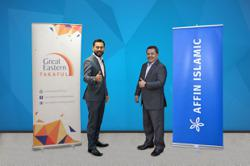 Affin Islamic, Great Eastern Takaful in Vantage-i series launch