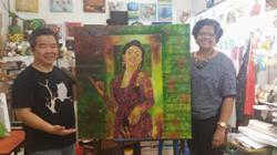 Heart and Soul: Journey with my art mentor