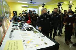 Cops nab 23 individuals linked to at least four goldsmith robberies