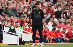 Soccer - Liverpool's Klopp welcomes safe standing trial in Premier League