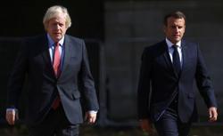 French President Macron and UK PM Boris Johnson spoke on Friday
