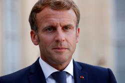 France's Macron says will continue to support Lebanon