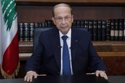 Lebanon president tells U.N. big challenges await government, help needed