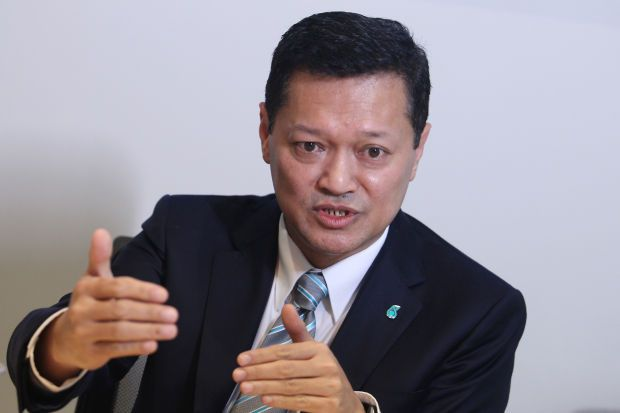 Shahril was replaced by Datuk Anuar Taib, (pic) who has more than 30 years experience in the O&G industry having led Petronas' upstream business and Shell Malaysia's operations.