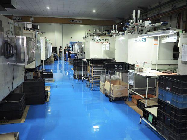 Ge-Shen manufacturing