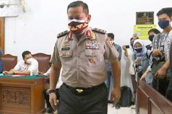 Indonesia: Convicted police general under investigation for abusing fellow inmate