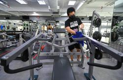 Keeping fit while staying safe at gyms